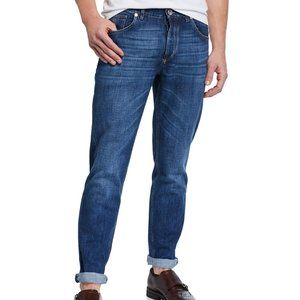 Brunello Cucinello Men's Basic Fit Jeans